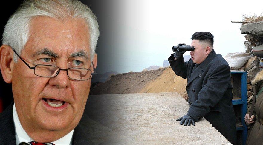 ABD'den Kuzey Kore'ye sürpriz çağrı