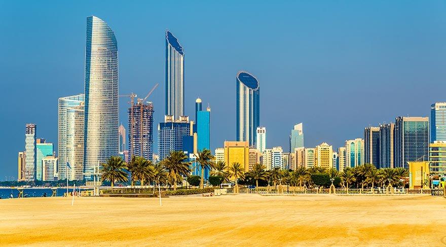 Çölün üstünde yükselen şehir Abu Dhabi