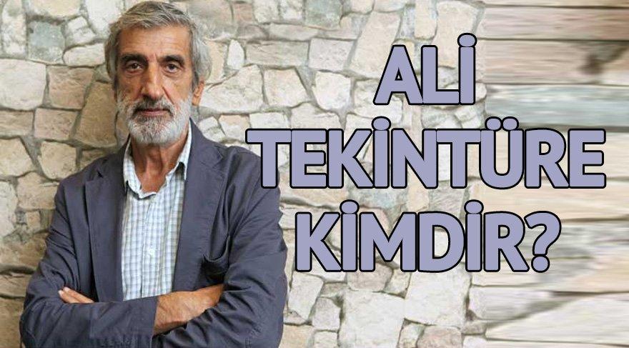 Ali Tekintüre kimdir? Arabesk şarklarıyla tanınan usta Ali Tekintüre hayatını kaybetti...