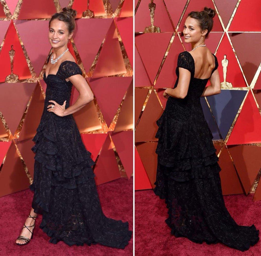 Alicia Vikander'in Louis Vuitton tercihi 9'uncu sırada yer aldı…