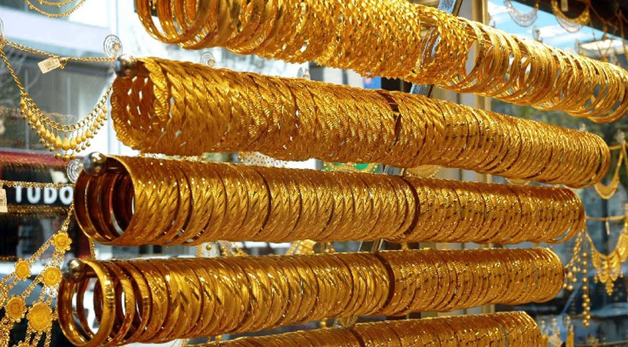3 Ocak Çarşamba güncel altın fiyatları Bugün çeyrek altın ne kadar oldu? Gram altın kaç lira?