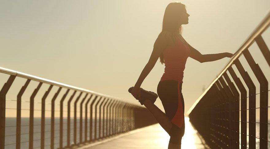 25 dakikalık egzersiz, spor salonundaki 4-5 saate denk