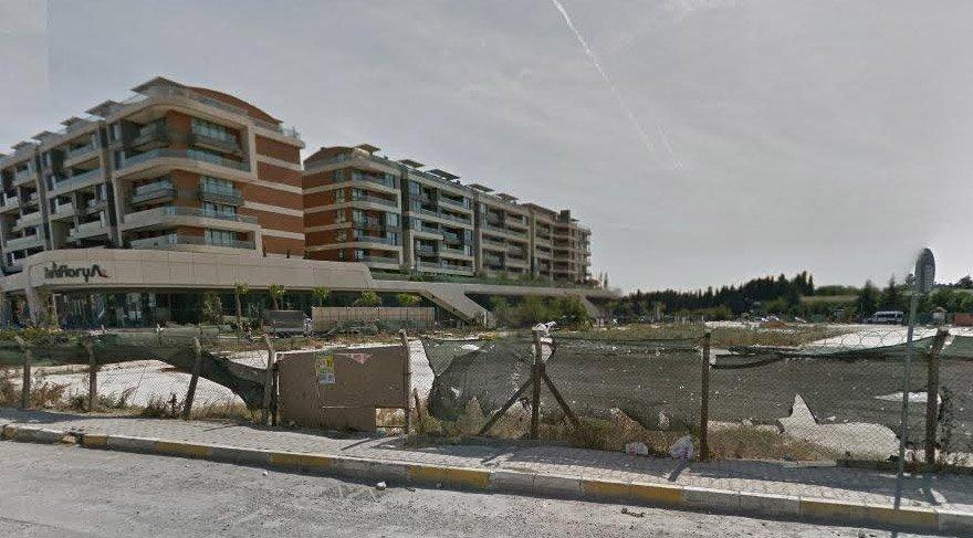 Florya'daki arazi bakanlıklar arasında krize neden oldu