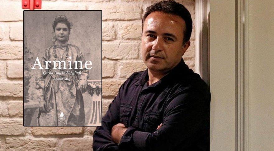 Deneyimli gazeteci Murat Ataş'ın ilk romanı raflarda