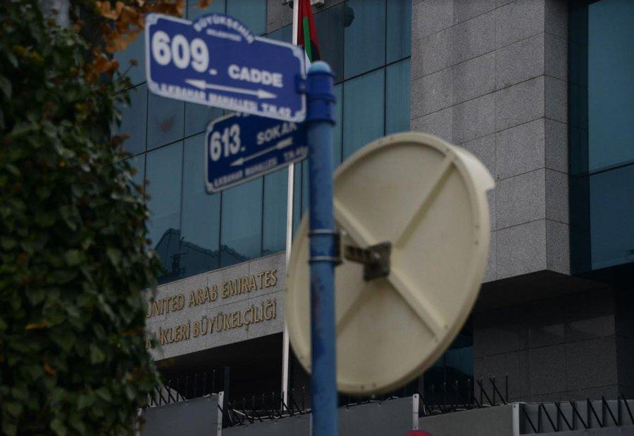 FOTO:SÖZCÜ / Yavuz ALATAN - Bu sokağın ismi artık Fahrettin Paşa Sokağı olacak.