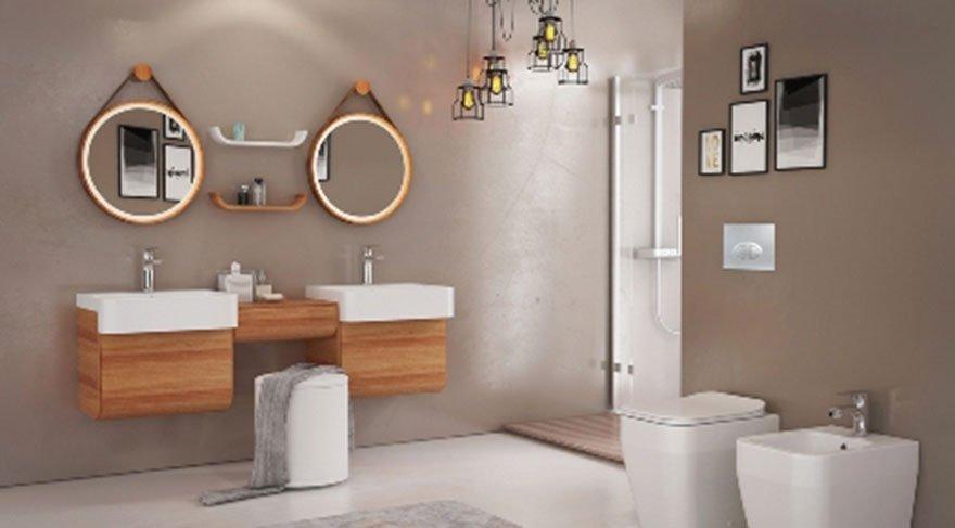 Özgün banyoların yaratıcı tasarımları