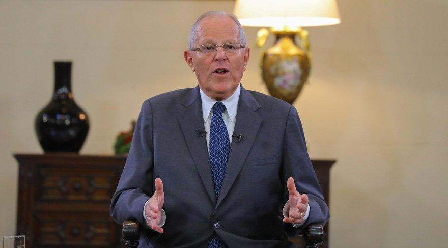 Peru Devlet Başkanı itiraf etti: 'Bir miktar para kazandım'