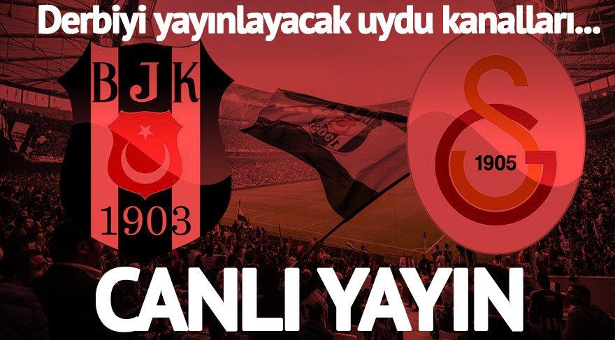 CANLI İZLE: Beşiktaş Galatasaray maçı izle! (beIN Sports)