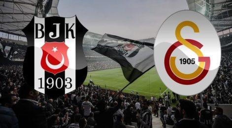 İşte ilk 11'ler! Beşiktaş Galatasaray derbi maçı saat kaçta, hangi kanalda? BJK GS derbi tahminleri...