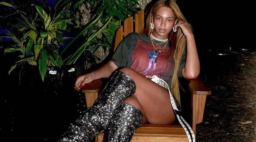 Demet Akalın'dan Beyonce göndermeli mesaj
