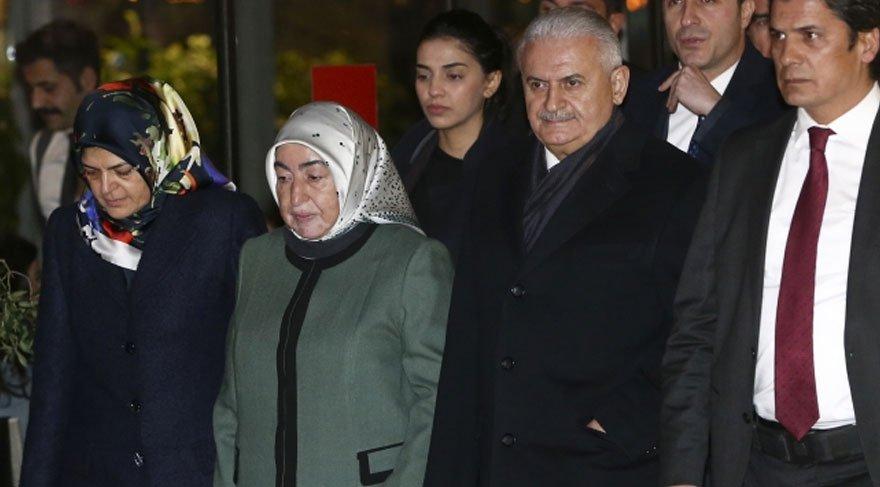 Başbakan Binali Yıldırım, 68 Kore Gazisi ile Ayla filmini izledi