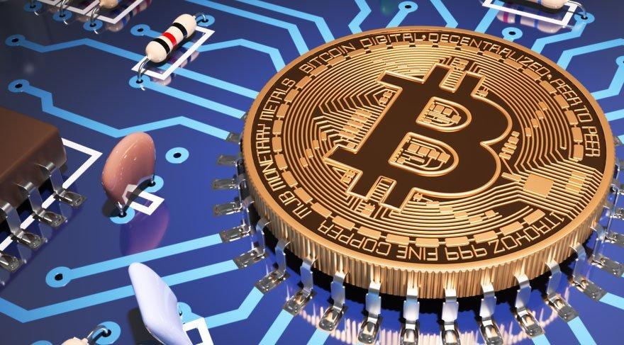 Bitcoin artık Wall Street'te! Borsaya girdiği gibi yüzde 17 arttı!
