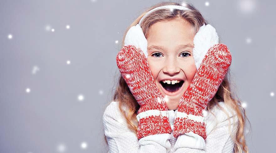 Çocukları kış hastalıklarından korumanın 12 yolu