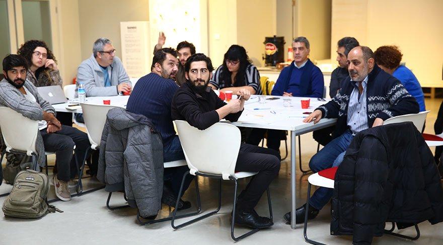 Kadıköy Tiyatrolar Platformu 'çalıştay'da buluştu