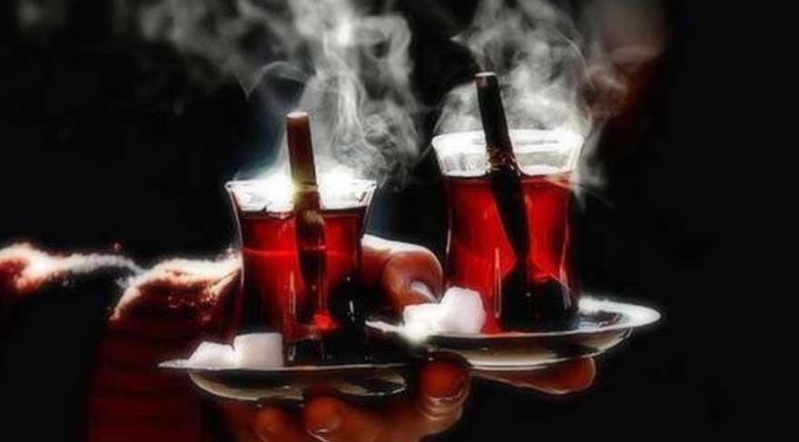 Çayda kişi başına en çok tüketim rekoru Türkiye'de