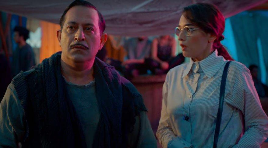 Cem Yılmaz'ın yeni filmi Arif V 216'dan yeni fragman