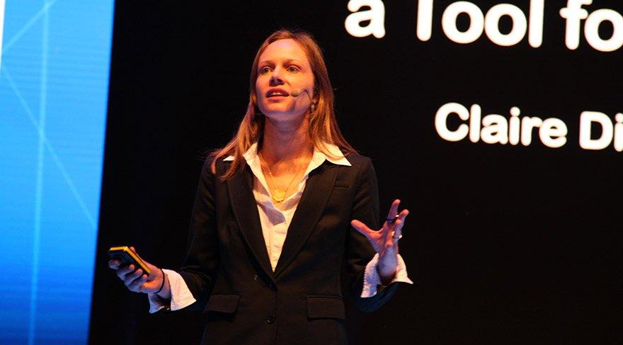 Twitter Sosyal İnovasyon Müdürü Claire Diaz Ortiz
