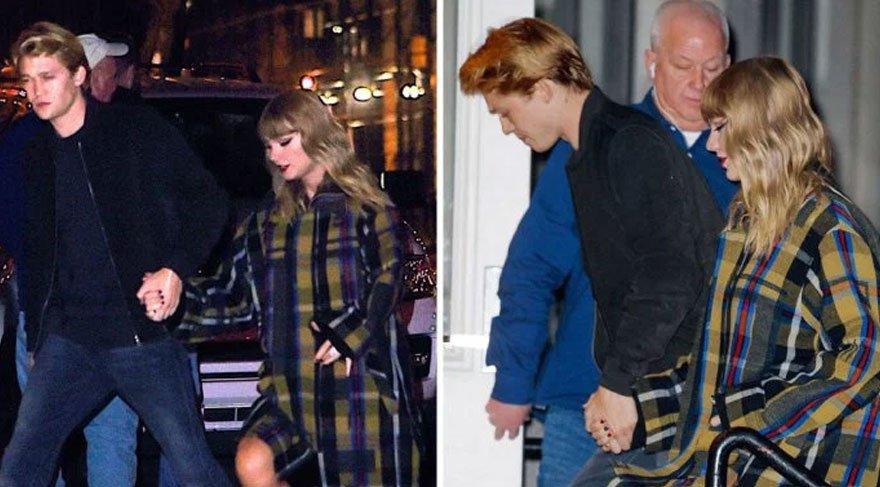 Taylor Swift ve oyuncu Joe Alwyn uzun süre sonra ilk kez görüntülendi!