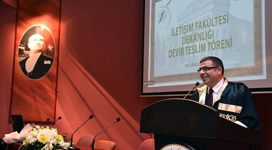 İstanbul Üniversitesi İletişim Fakültesi'nin yeni dekanı Prof. Dr. Ergün Yolcu oldu