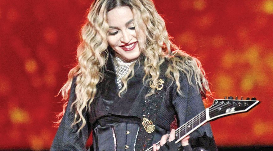 Madonna 140 IQ