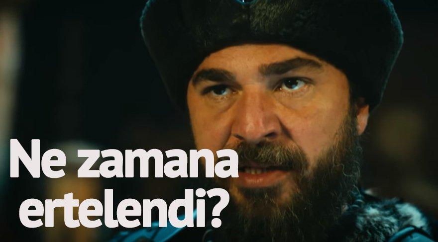 Yeni bölüm ne zaman? Diriliş Ertuğrul bu akşam neden yok? (TRT 1 yayın akışı)