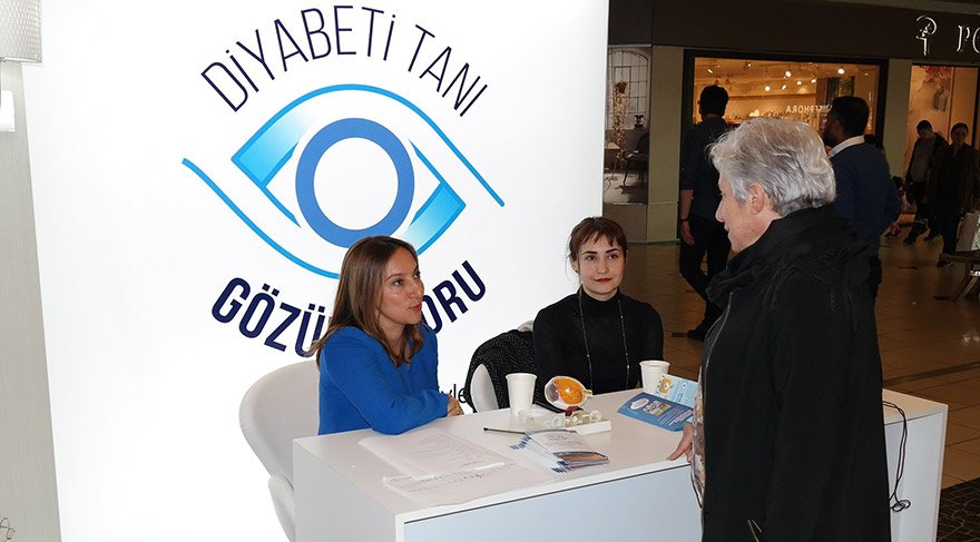 Diyabeti Tanı, Gözünü Koru