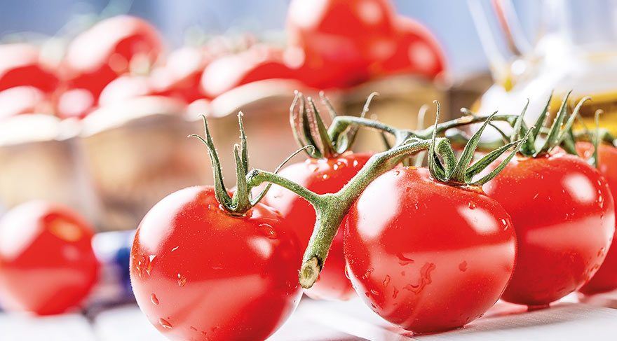 Sedef hastaları domates yiyebilir mi?