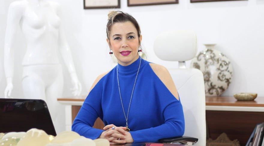 Estetik cerrahi uzmanı Dr. Defne Erkara