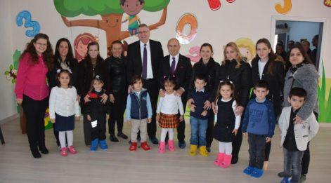 Çatalca Akalan Atatürk ilk ve Ortaokulu açıldı