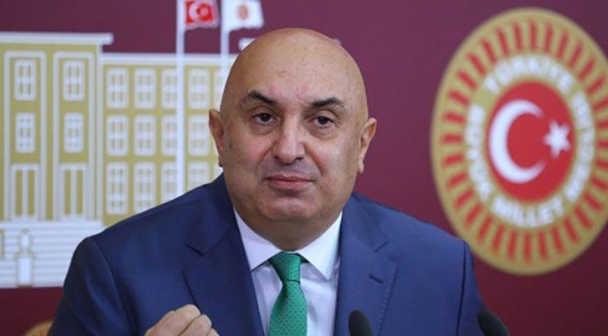 CHP'li Özkoç: AKP, CHP, MHP'siyle dimdik durmamız gerek