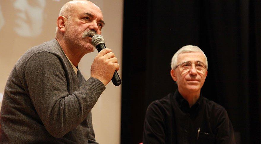 Ercan Kesal: 'Bellek vicdandır, unutmaksa vicdansızlık'