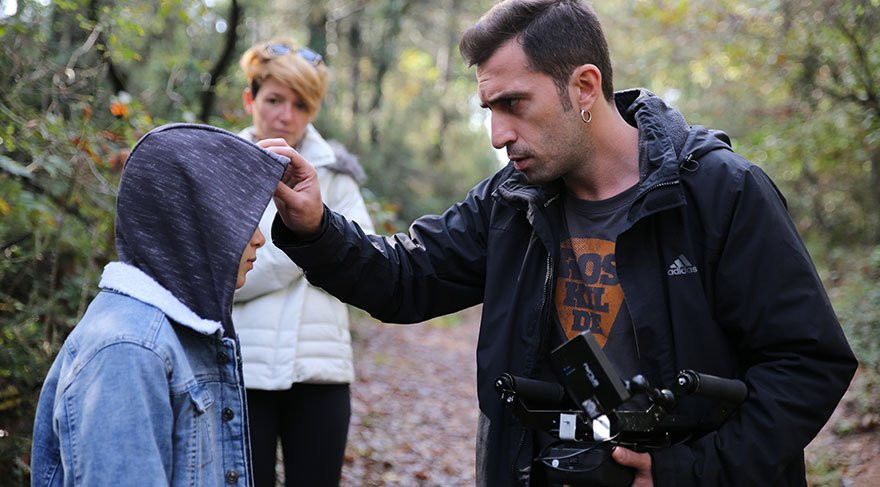 Erdem Yener yönetmenliğe soyundu