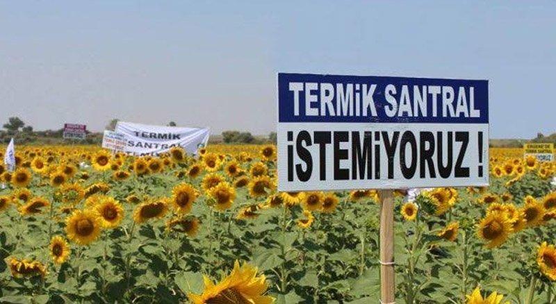 FOTO:SÖZCÜ - Greenpeace bölgede eylem başlatmıştı.