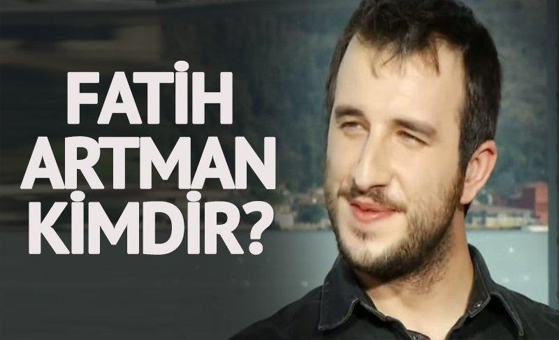 Fatih Artman kimdir? Oyuncu Fatih Artman nereli ve kaç yaşında?