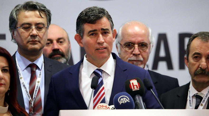 Metin Feyzioğlu: 696 sayılı KHK derhal geri çekilmelidir