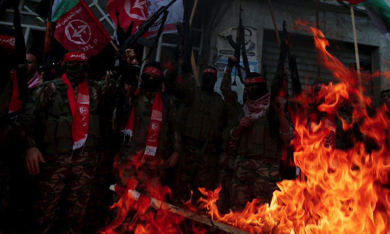 Trump açıklaması sonrasında Filistin'de son durum
