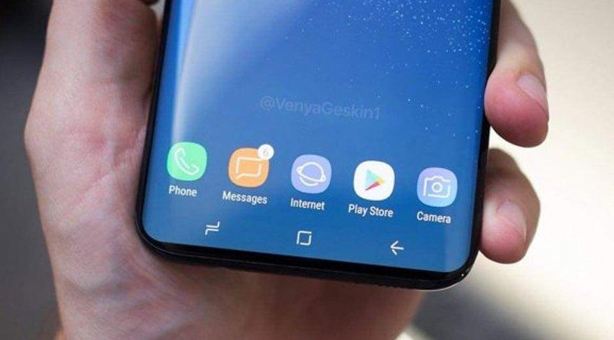 Samsung Galaxy S9 ve S9 Plus ile ilgili önemli ayrıntı! Büyük fark...