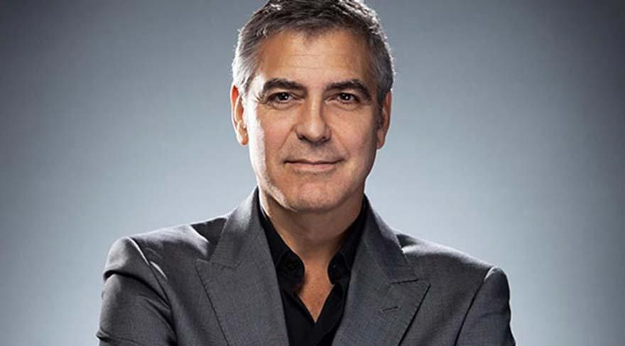 George Clooney, 14 arkadaşına 1'er milyon dolar hediye etmiş