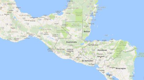 Guatemala nerededir?