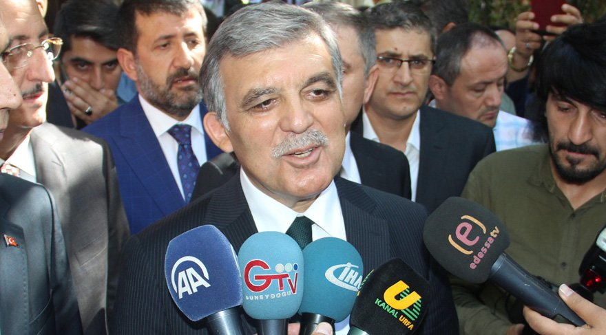 Abdullah Gül ne demişti?