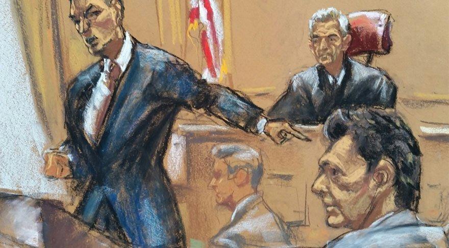 New York mahkemesinde FETÖ'cü tanık