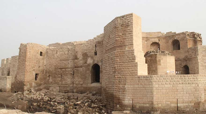 Selahaddin Eyyübi'nin yıkandığı 900 yıllık hamam bulundu!