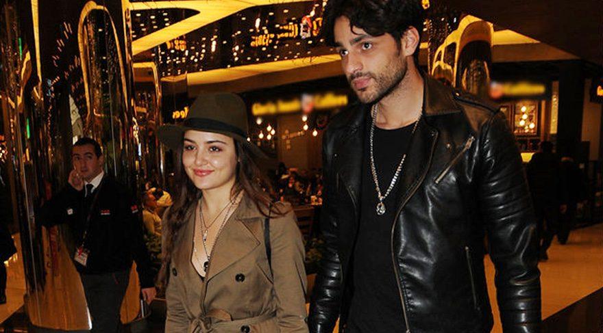 Hande Erçel, aşklarını eski erkek arkadaşının çevresinden seçiyor!
