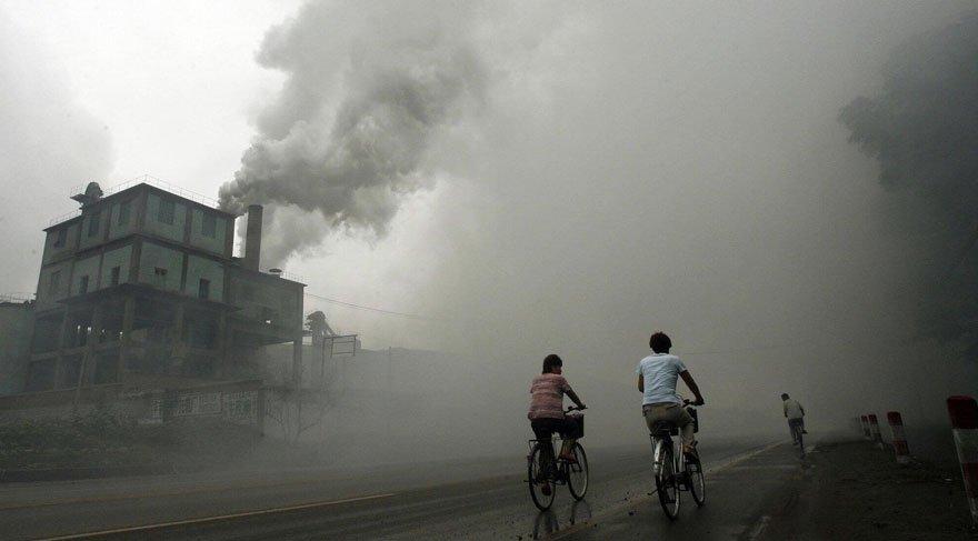 Hava kirliliğinde endişe verici görüntü!