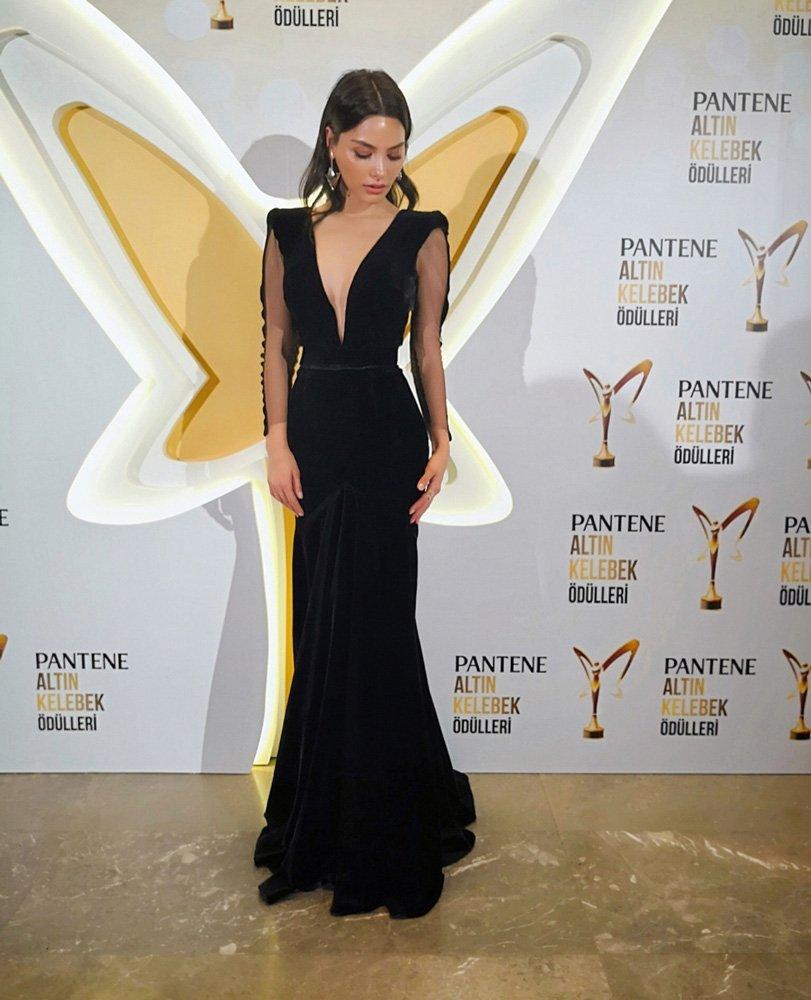 Altın Kelebek Ödülleri'nde Kırmızı Halı şıklığı