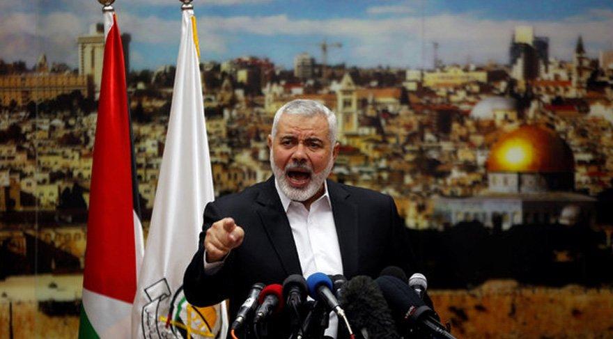 Bir Kudüs hamlesi daha: Hamas'tan intifada çağrısı