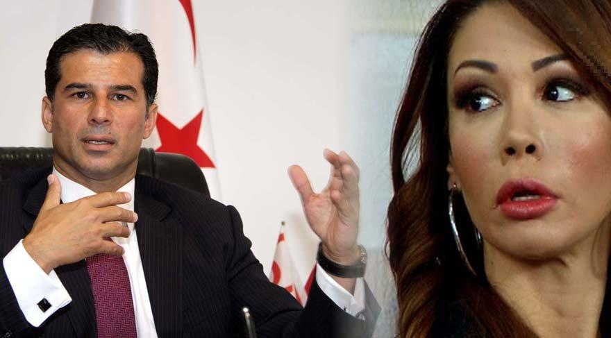 KKTC Başbakanı Hüseyin Özgürgün, eşinden oyuncu İnci Pars için mi boşandı?