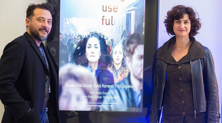 Pelin Esmer'in son filmi 'İşe Yarar Bir Şey'e Tallinn'den ödül