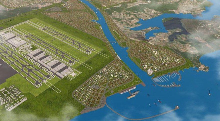 Cumhuriyet tarihinin en büyük rant projesi! Kanal İstanbul'da 250 milyar dolarlık rant çıktı…