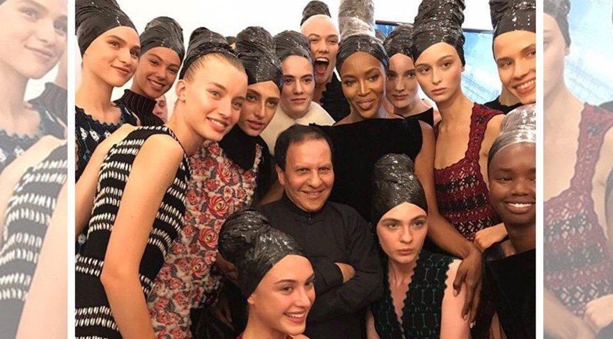 Ünlü modacı Azzedine Alaia'nın hayata geçiremediği sergi açılıyor
